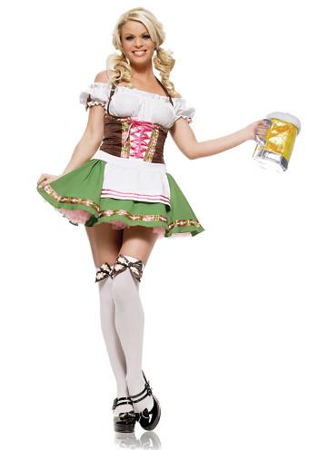 Gretchen Oktoberfest kostyme