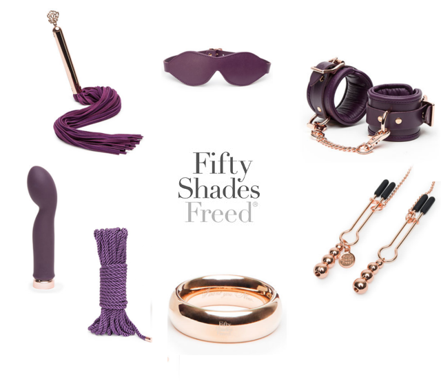 Fifty Shades Freed Collection
