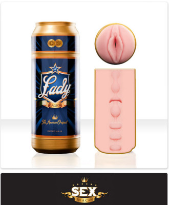 Sex in a can Lady Lager