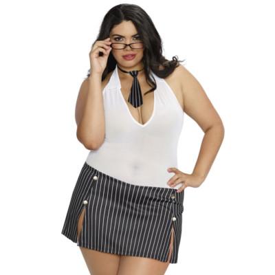 Dreamgirl Sekretær Kostyme