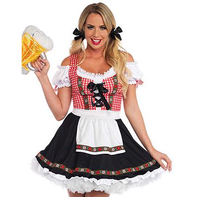 Oktoberfest kostyme