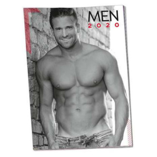 Pin Up Kalender Men 2020 | Erotiske Kalendere