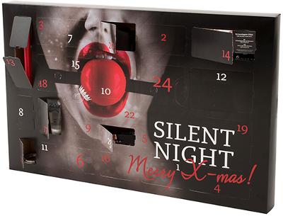 Silent Night - En frekk julekalender