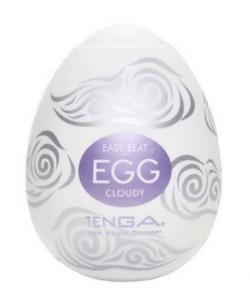 Tenga Egg Cloudy Onani Håndjobb