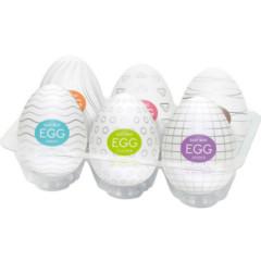 Tenga Eggs - Håndjobb for Menn